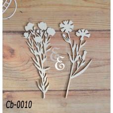 """Чипборд """"Ботаника"""" Cb-0010"""
