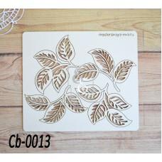 """Чипборд """"Ботаника"""" Cb-0013"""