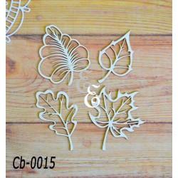 """Чипборд """"Ботаника"""" Cb-0015"""