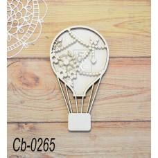 """Чипборд """"Шейкер"""" Cb-0265"""